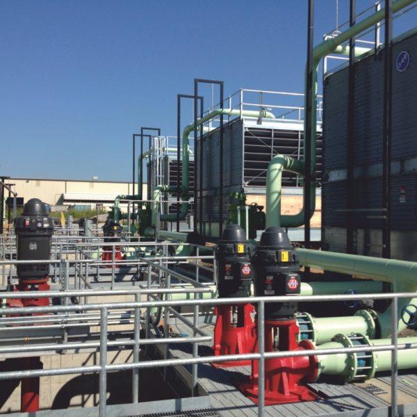 سیستم توزیع آب