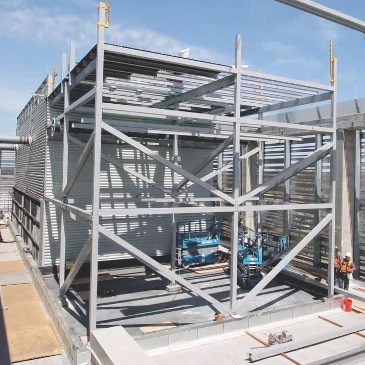 برج خنک کننده FEC فایبرگلاس