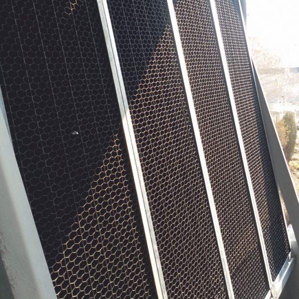 کلاف قطره گیر (FRAME) برج خنک کننده