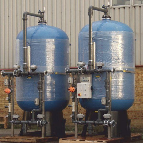 سختی گیر رزینی (Water Softener)